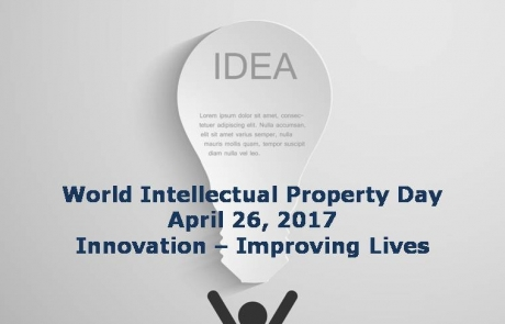 World IP Day - 2017