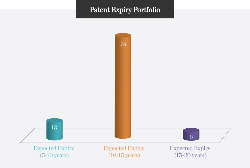 Patent Expiry Portfolio
