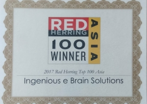 IEBS - Red Herring Award Winner