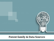 Patent-family-&-Data-Sources