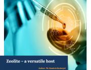 Zeolite-a versatile host