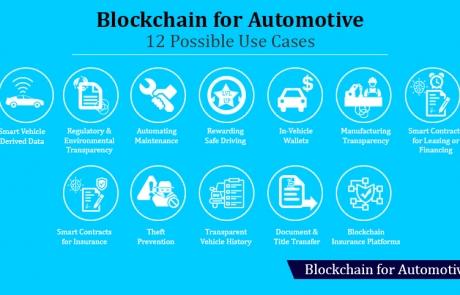 Blockchain for Automotive