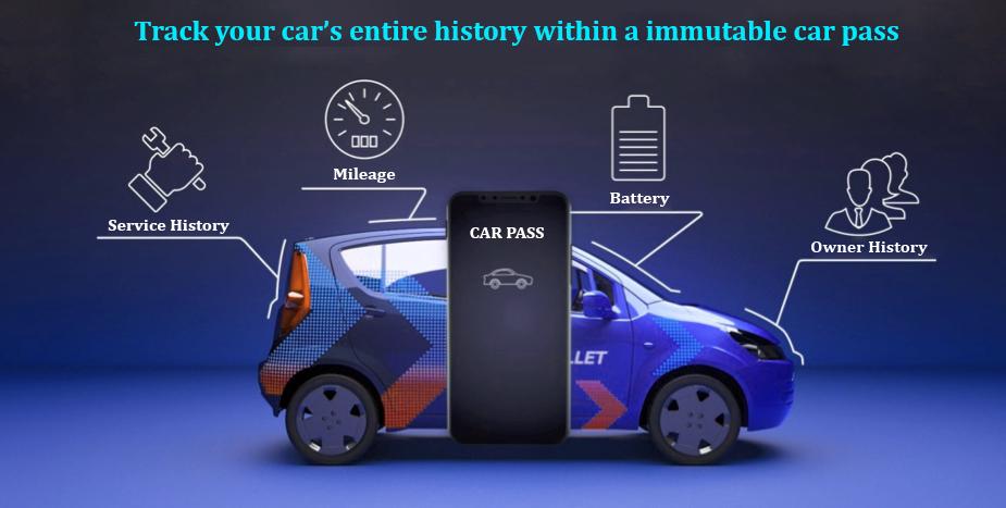 Immutable Car Pass