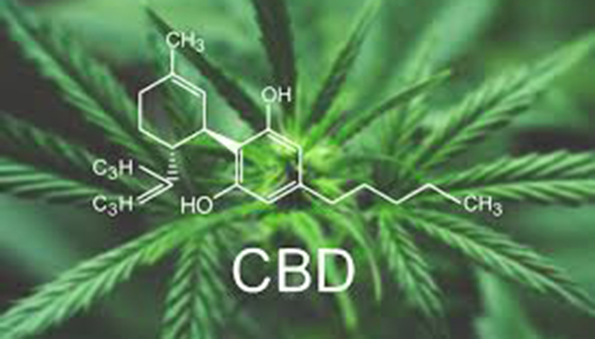 Sublingual delivery of CBD
