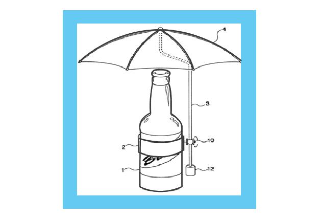 Beerbrella - Ingenious e-Brain