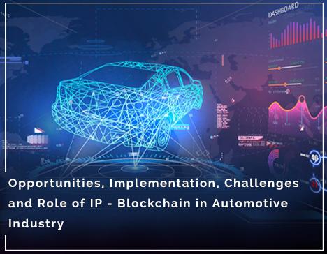 Blockchain in Automotive Industry - Ingenious e-Brain