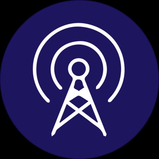 Telecommunication Icon - Ingenious e-Brain