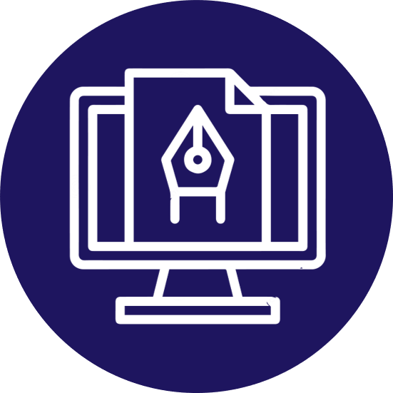Computer Graphics Icon - Ingenious e-Brain